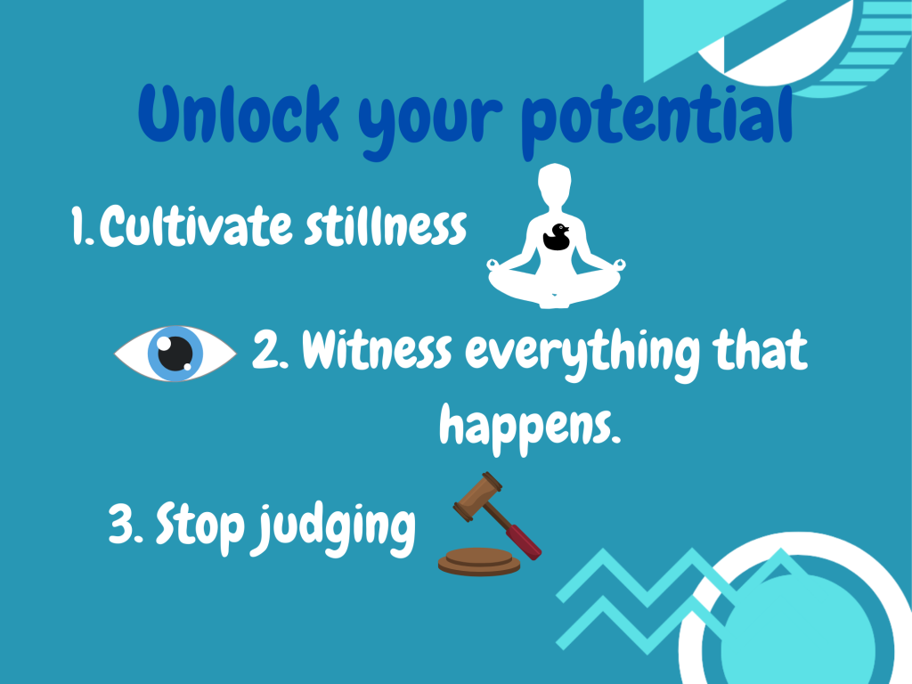 How to unlock potential