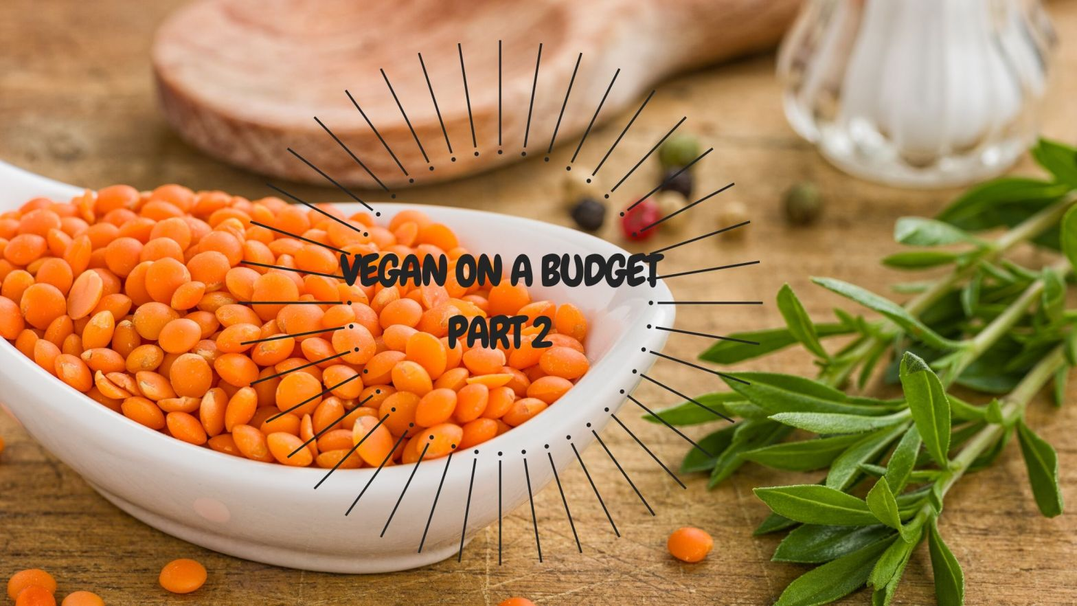 vegan on a budget