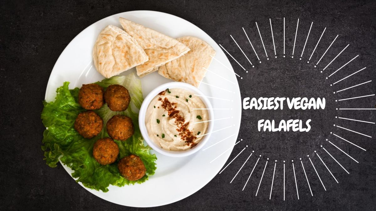vegan falafel tips