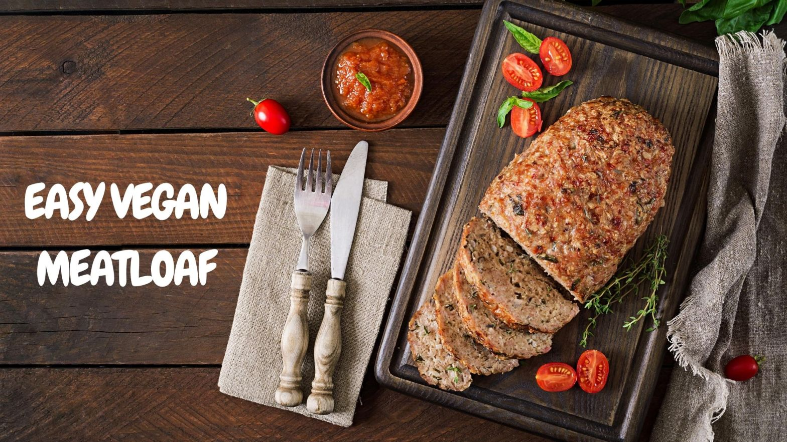 tips for vegan meatloaf