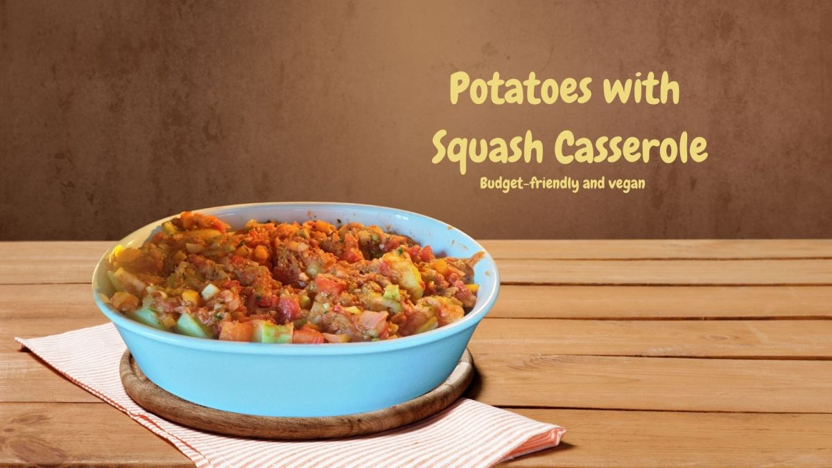 easy vegan casserole